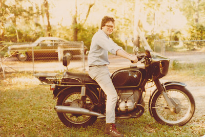 April 1979, Gainesville, FL.