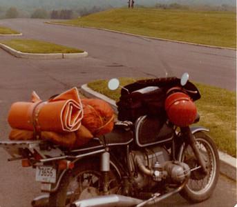 Canaan Valley, WV May 1980