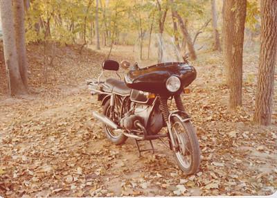 October 1978, Verona, VA KOA.