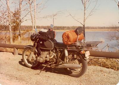 Blackwater Wildlife Preserve, Oct 1979.