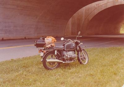 September 1978, Blue Ridge Pkwy.