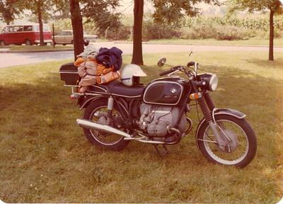 September 1978, Antietem, MD.