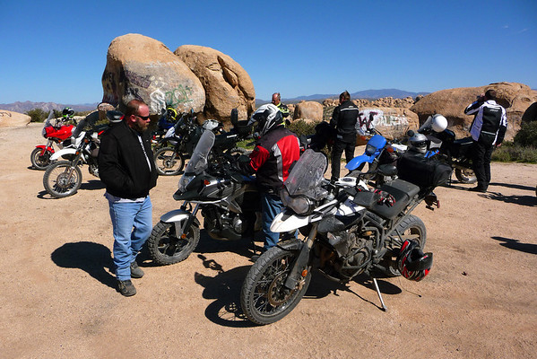 East Valley ADV meets East Valley KLR