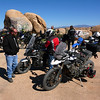 "The group at ""The boulders"" off of the Florence-Kelvin Hwy."