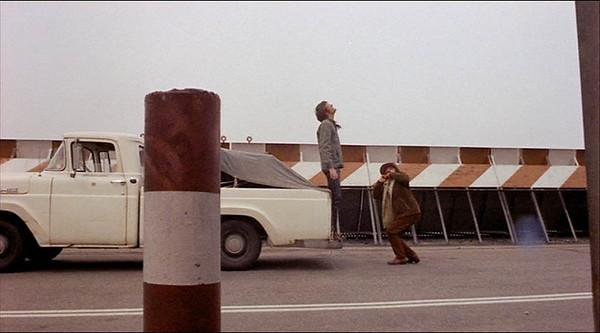 Easy Rider LAX scene, then & now