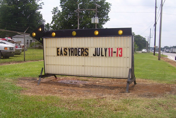 Easyriders Motorcycle Rodeo/ Wilson '08