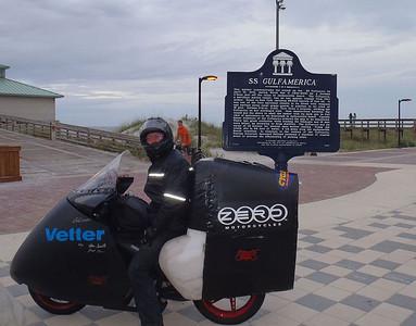 Electric Bike Coast to Coast
