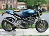 Number 6: a 2001 Ducati Monster 900 S.i.e.  I bought it from a guy in Jersey that had repainted it, threw on a bunch of carbon fiber, gutted the airbox, slapped on Termignoni pipes and had Mr. Ferracci tune the Power Commander.  Keeping the front end down was tricky...this bike was an absolute screamer.  I'm still not sure why I sold it.