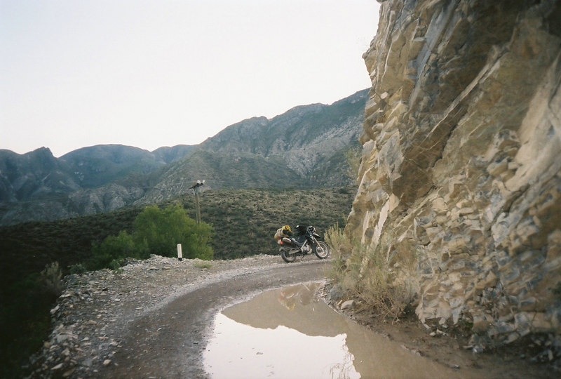 "Next morning early AM. I took the unpaved road that connects Rayones to Galeana that follows the Pilon River. <br /> <br /> Following link has detail map of the Rayones-Galeana-Potosi area including the major unpaved roads:  <a href=""http://www.mapas-de-mexico.com/nuevo-leon-state-mexico/nuevo-leon-state-mexico-map-b2.shtml"">http://www.mapas-de-mexico.com/nuevo-leon-state-mexico/nuevo-leon-state-mexico-map-b2.shtml</a>"