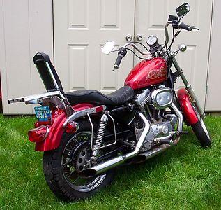 Harley Davidson 883 Sportster 1990