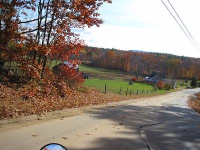 Mount Delight Road, Deerfield, NH.
