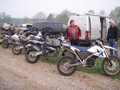 Paasrit Grensland Enduro Club 2009
