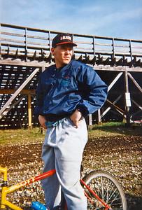 John Keates at Shelton 1995.