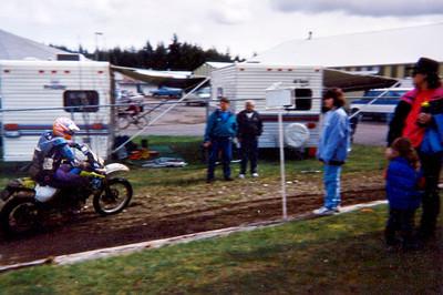 Finishing the Shelton Enduro - 1996?