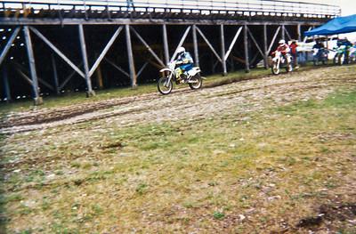 Start of Shelton Valley Enduro