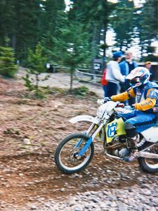 Starting Sparkplug enduro 1995