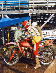 Mike Kmet at Shelton Valley Enduro
