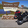 ADV at Independence Pass