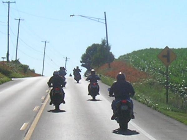 Heading east on Route 322 towards Ephrata