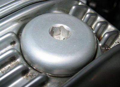Leakproof Oil Filler Cap