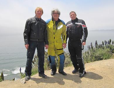 Eric & Bob in Marin