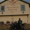 Made to New Glarus an hour late to get into the place