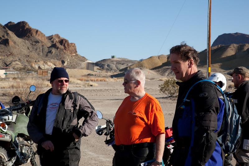 John, Dorsey and Jeff