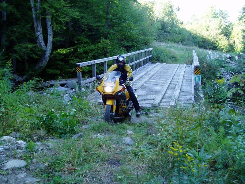 Found another bridge.