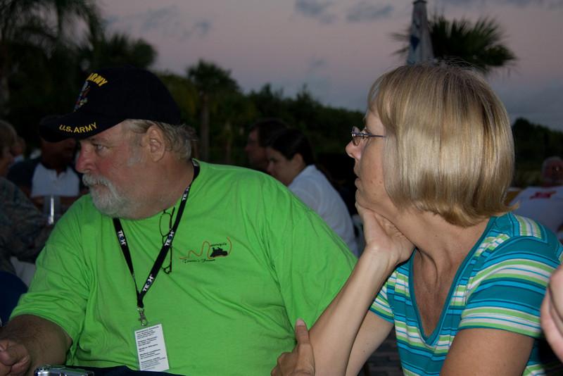 Pat and Dottie