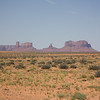 Monument Valley from the north