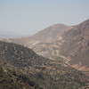The Morenci Copper Mine region of southern Arizona