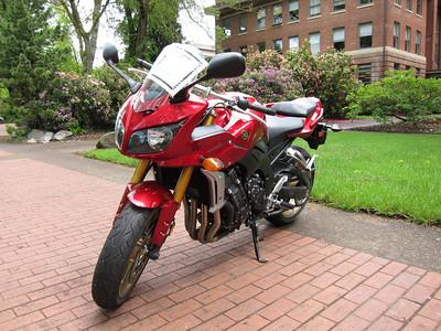 OSU Motorcycle Visibility Day - May 26, 2010