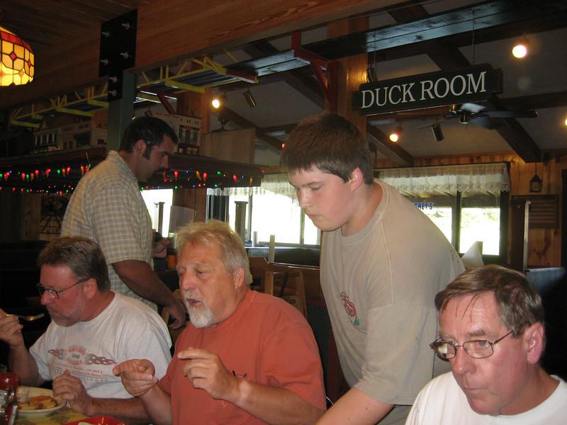 John, Bob and Randy