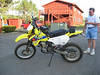 Randy's DRZ and John
