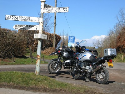 Exmoor rideout