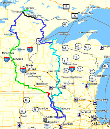 Expedition Midwest