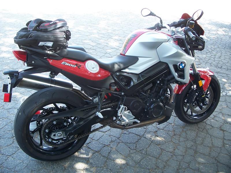2012 F800R