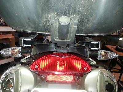 2013 Sertao Replacement for totaled Dakar