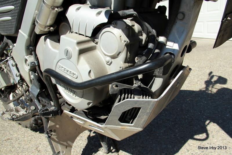 TT Lower Engine Crash bar
