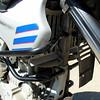 TT Upper Fairing Crashbar and Radiator guards