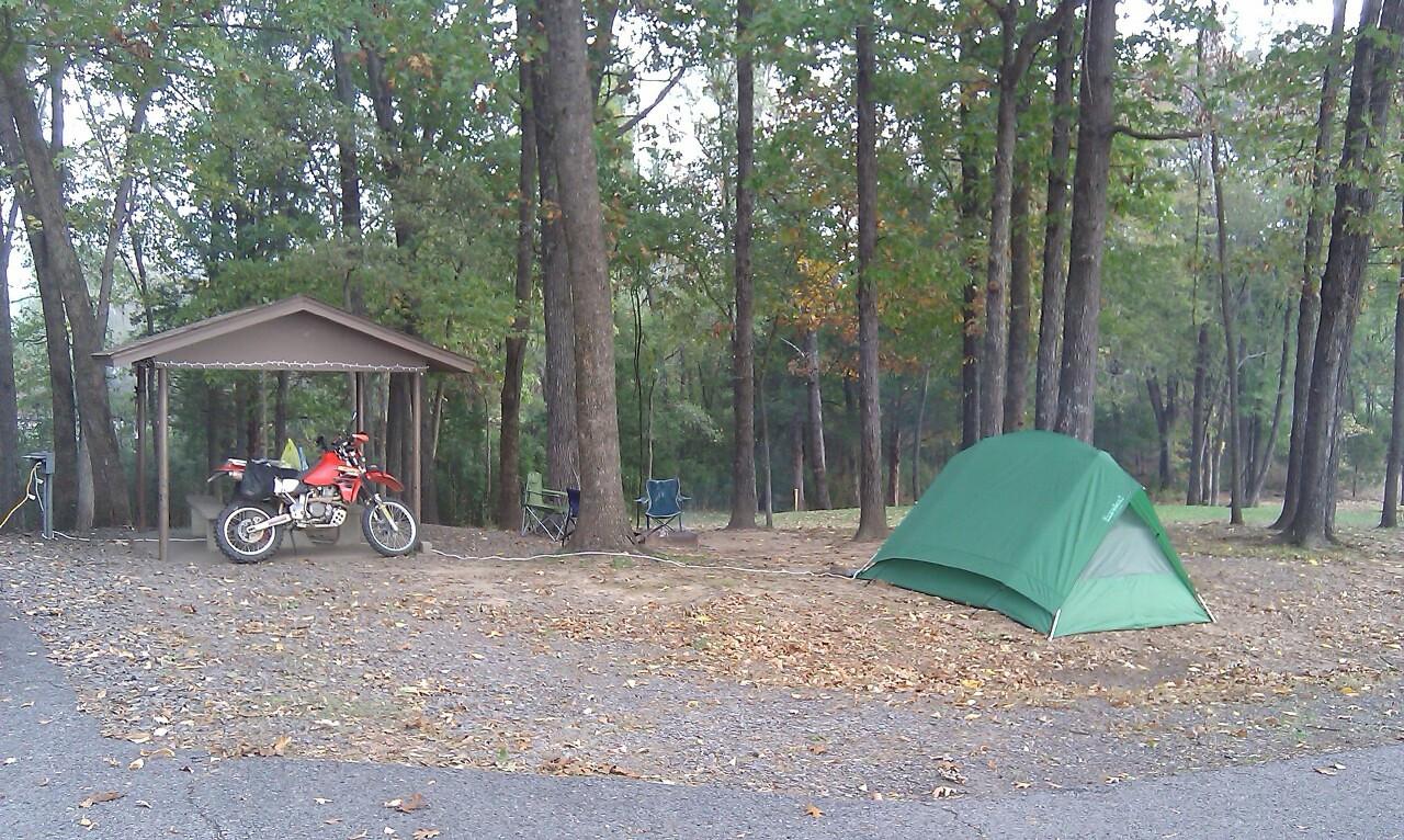 Spadra Park Campsite