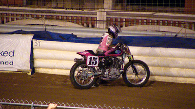 Indy Mile  Saturday Night  August 29, 2009