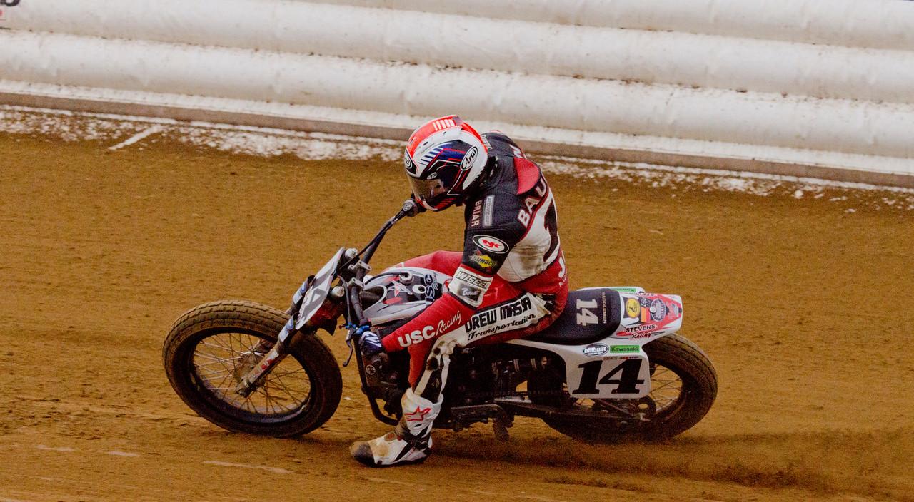 Briar Bauman  Kawasaki
