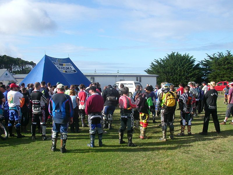 Riders Briefing 2