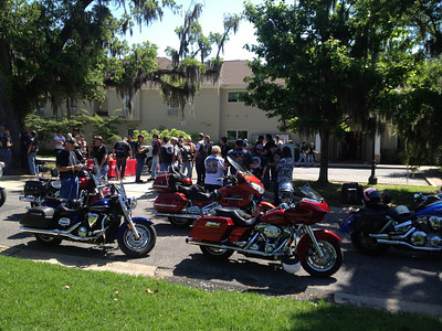 Full House Charity Ride 2014 1