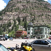 Ouray, on the way to 07 West Fest in NM