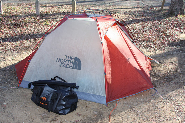 Fairfield Lake State Park Ride January '09