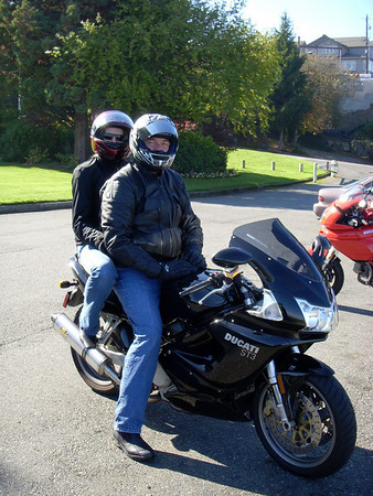 Fall Ride Pacific Northwest 2007