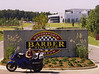 "Entrance to Barber Museum. Keyword ""Barber Motorsports"" at the bottom of the Homepage."