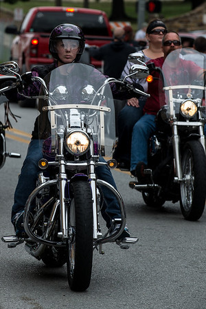 Fayetteville Bikes, Blues & BBQ 2012